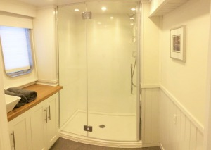Lower suite bath